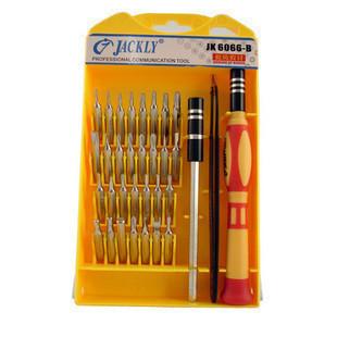 Repair disassemble tool screwdriver multi tool knife 33 co 1JK 6066 B