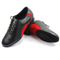 2016 New men s modern adult dance shoes male dance shoes professional Latin dance shoes free