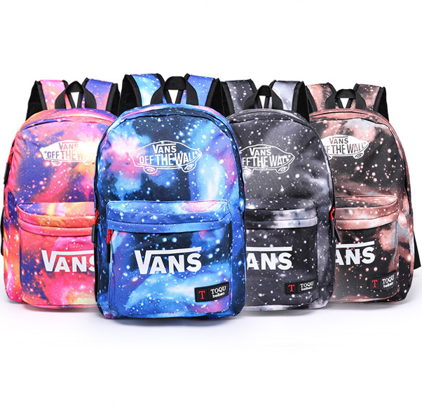 30 style School Youth Trend schoolbag 2015 new ladies female man shoulder bag backpack VANS Escolar bolsas mochila US Nina<br><br>Aliexpress