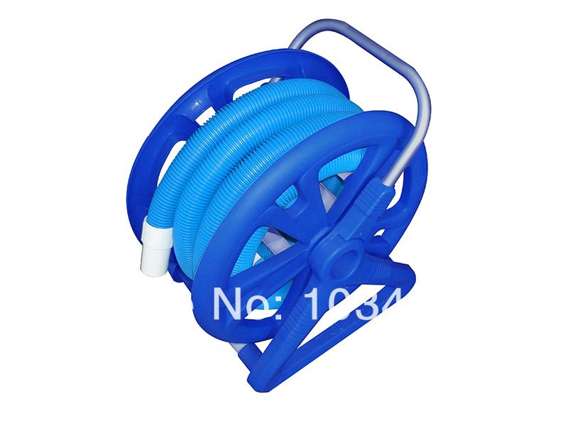 Glory V0002Vacuum Hose Reel with Aluminum handle ( can roll hose upto max. 13m ) vacuum hose roller(China (Mainland))