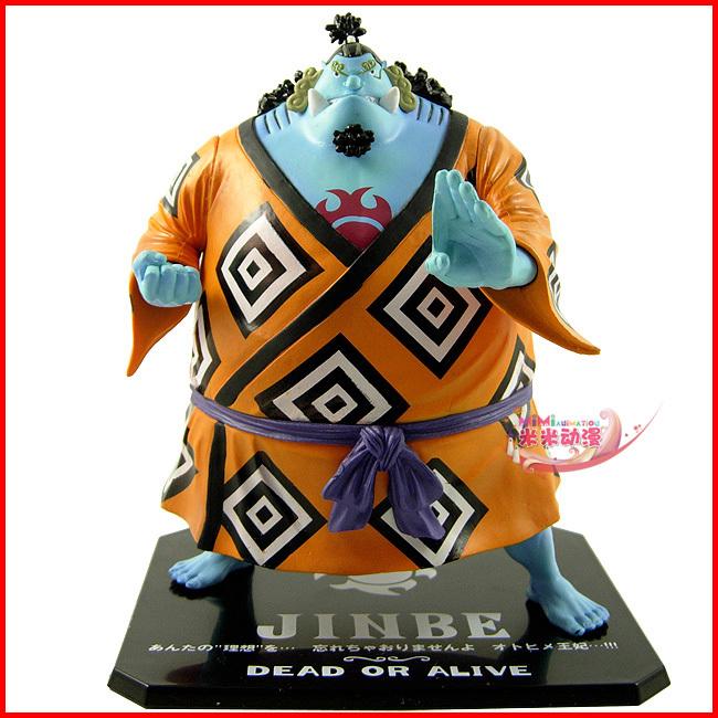 Figurine Jinbei POP one piece collection
