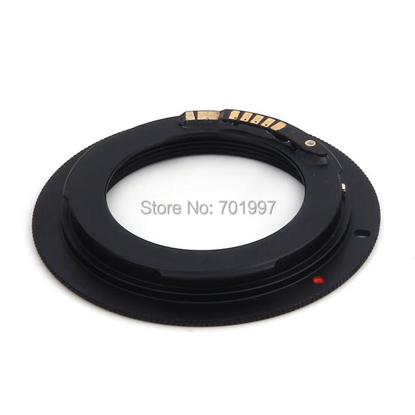 Гаджет  EMF AF Confirm adaptor ring work for m42  LENS To Canon EOS EF  700D 100D 650D (T4i/X6i) 600D 550D 500D 40D 5D Mark III None Бытовая электроника