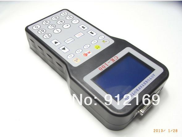 2013 new arrival car key programmer SBB CK-100 Auto Key Programmer V37.01 Latest Generation universal car key programmer(China (Mainland))