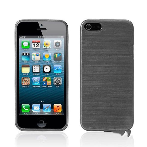 ShopEasy Trendy Fashion Style TPU Protector Case Cover For for iphone 5 5S(China (Mainland))