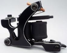 4Pcs/lot Pro Casting Iron Tattoo Machine 10 Wraps coil stainless steel Tattoos Body Art Gun Coil Machine LPC-ITM-7123