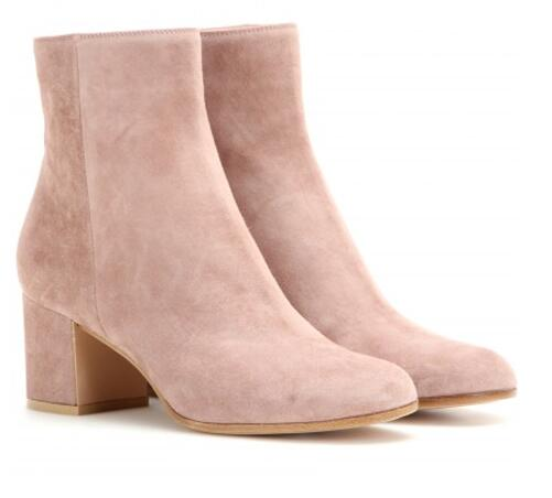 Compare Prices on Womens Boots Pink Suede Heel- Online Shopping ...