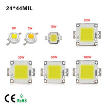 1Pcs 10W 20W 30W 50W 100W High Power COB LED lamp Integrated Chip Beads SMD For DIY Lawn light Lights Spotlight Floodlight Bulb(China (Mainland))