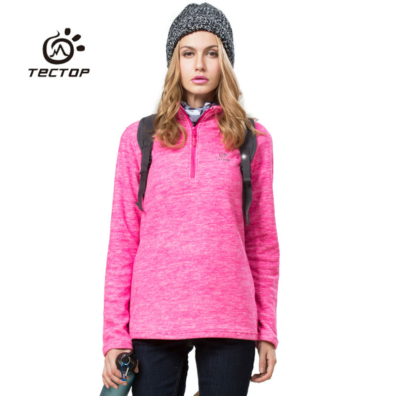 Women Outdoor Fleece Softshell Jacket Thermal Spring Autumn Sport Hiking Hooded Coat Outerwear Clothes Size:S-XXL Tectop5254 - Lifes store