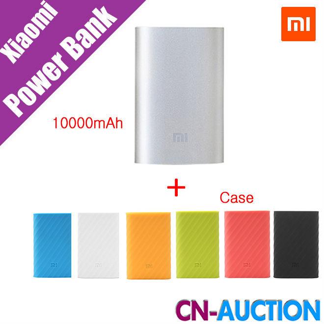 Original Xiaomi Mi Power Bank 10000mAh New Portable Mobile Power Bank MI Charger 10000mAh for Phones,Pad,MP3(China (Mainland))