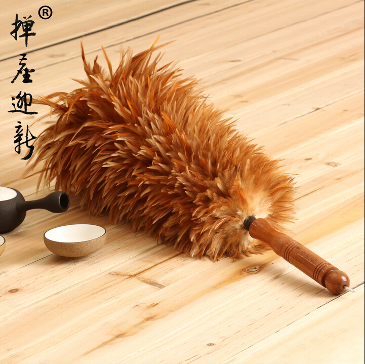 Rooster Chicken Feather Duster house cleaning car cleaning brush for a dust dusters to clean the house. Well package(China (Mainland))