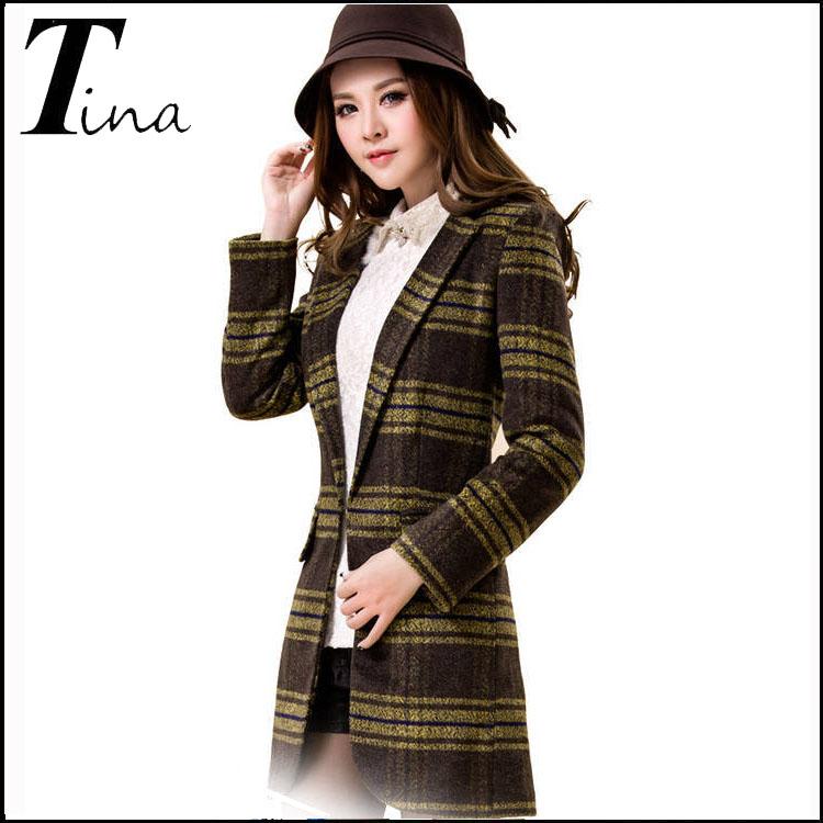 Женская одежда из шерсти TINADIY 2015 Desigual Casacos Femininos s/xl TINA-94351 женская одежда из меха cool fashion s xl tctim07040002