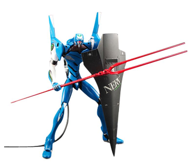 Neon Genesis font b Evangelion b font Japanese anime figures toys EVA Revoltech 180mm Neon Genesis
