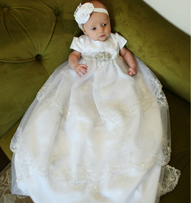 And in length white lace pattern hand sewn belts baby girls dress summer style vestidos<br><br>Aliexpress