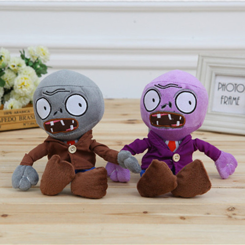 27 Styles Plants vs Zombies Plush Toys Plants vs Zombies Soft Stuffed Plush Toys Doll Baby Toy for Kids Gifts Party ToysYJ0130(China (Mainland))