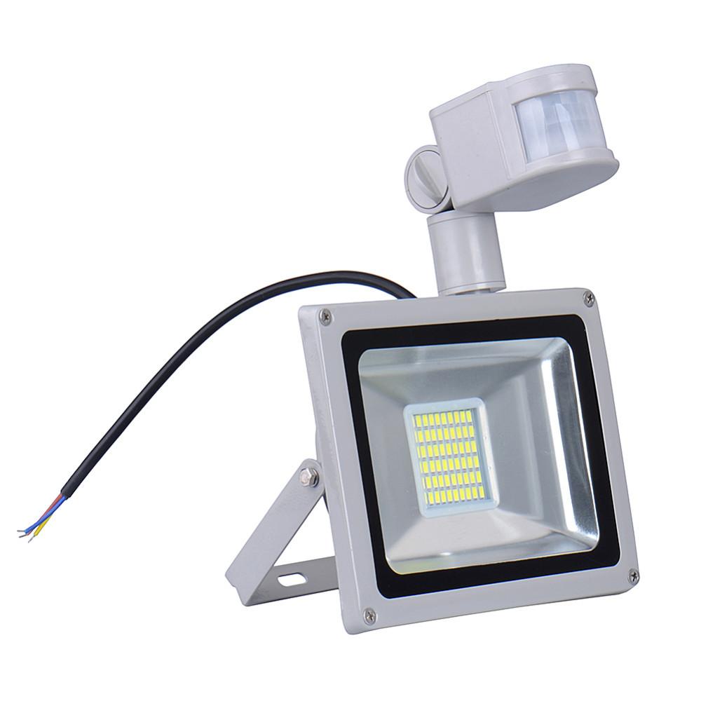 L 39 clairage de mouvement ext rieur promotion achetez des l for Lampe exterieur etanche