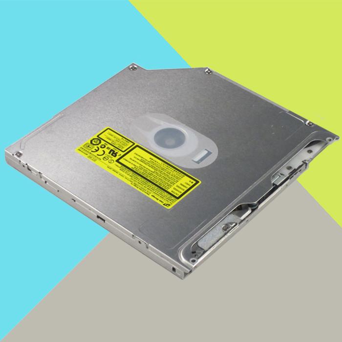 "Best for Macbook Mac Book Pro 13"" Mid 2010 A1287 SuperDrive Multi Dual Layer 8X DVD RW RAM Writer 24X CD-R Burner Optical Drive"