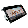 Android 5 1 Car Radio Stereo 9 Capacitive Touch Screen High Definition GPS Navigation Bluetooth Player