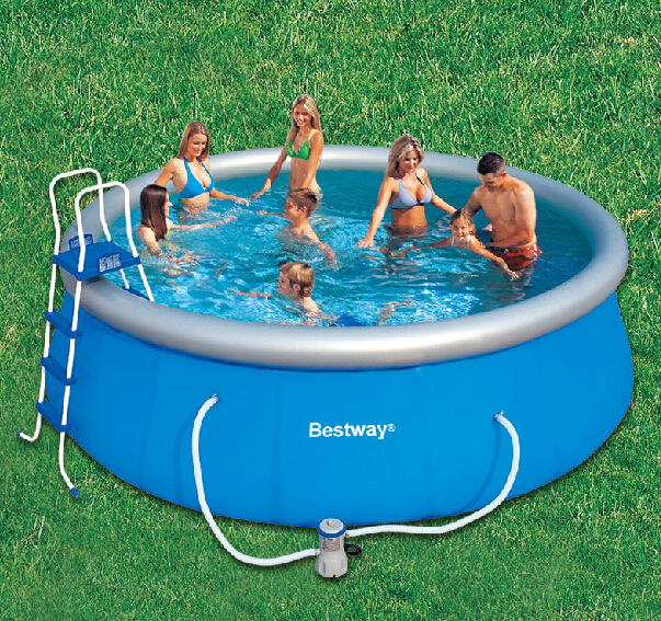 family swimming pool large inflatable swimming pool for adults children's wading pool home 457 * 122(China (Mainland))