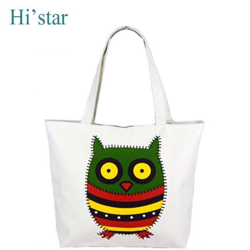 Cartoon Minions Printed Casual Tote Women Canvas Handbag Daily Single Shoulder Shopping Bags Fashion Female Canvas Beach Bag(China (Mainland))