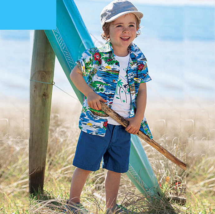 Kids Clothes Summer Style Casual Baby Boy Set Kids Clothes Boys