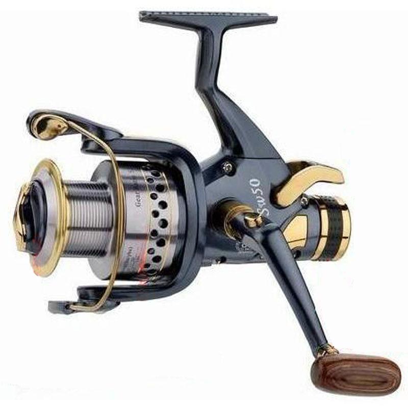 Sw50 Reel 9 1 Fish Wheel Spinning Wheel Metal Fishing Reel Metal 9+1bb Gear Ratio 5.2:1 Carp Spinning<br><br>Aliexpress
