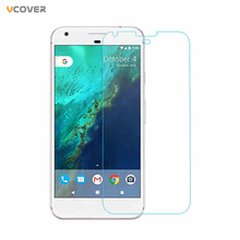 Vcover Original 0.3mm 2.5D Tempered Glass Screen Protector For Google Pixel HD Toughened Protective Film For Google Pixel XL(China (Mainland))