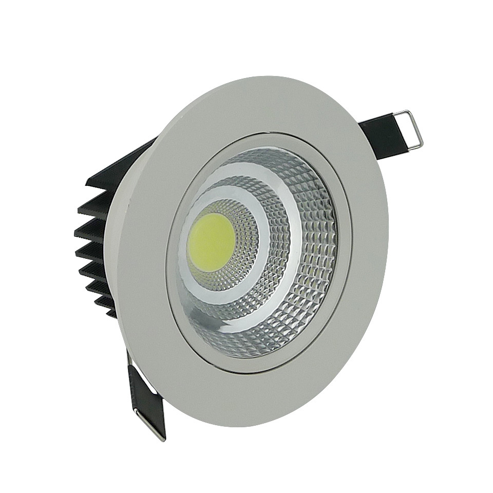 20w Led Dimmable: Aliexpress.com : Buy Newest Dimmable LED COB Downlight 5W