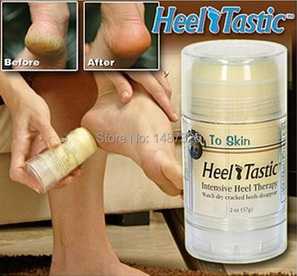 Tastic foot massage cream, repair cream as seen on tv foot care Hot Selling!!1pcs/Heel(China (Mainland))