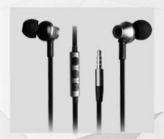 Professional In-Ear Earphone Sport Bluetooth Earphone with Mic Noise Cancelling Headset Earbuds Original English Voice