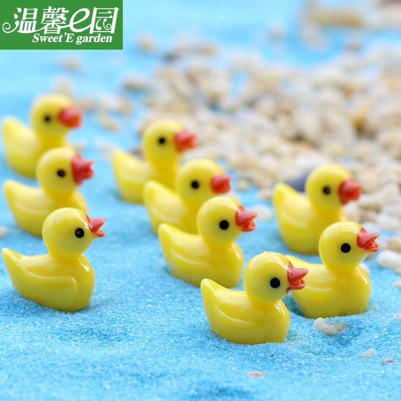 Canards figurines promotion achetez des canards figurines promotionnels sur - Canard decoration accessoire ...