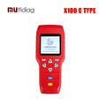X100 Pro D Type Universal Odometer Programming Tool Mileage Correction Tools Reset Programmer X 100 OBD