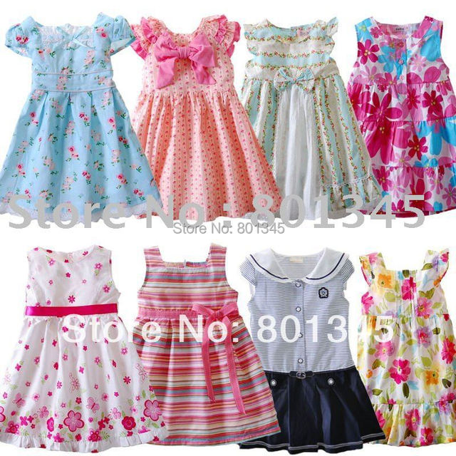 20% off,Free shipping,baby/infant/toddler Colors Flower dress,children and kdis dress,children dress,cotton,wholesale clothing