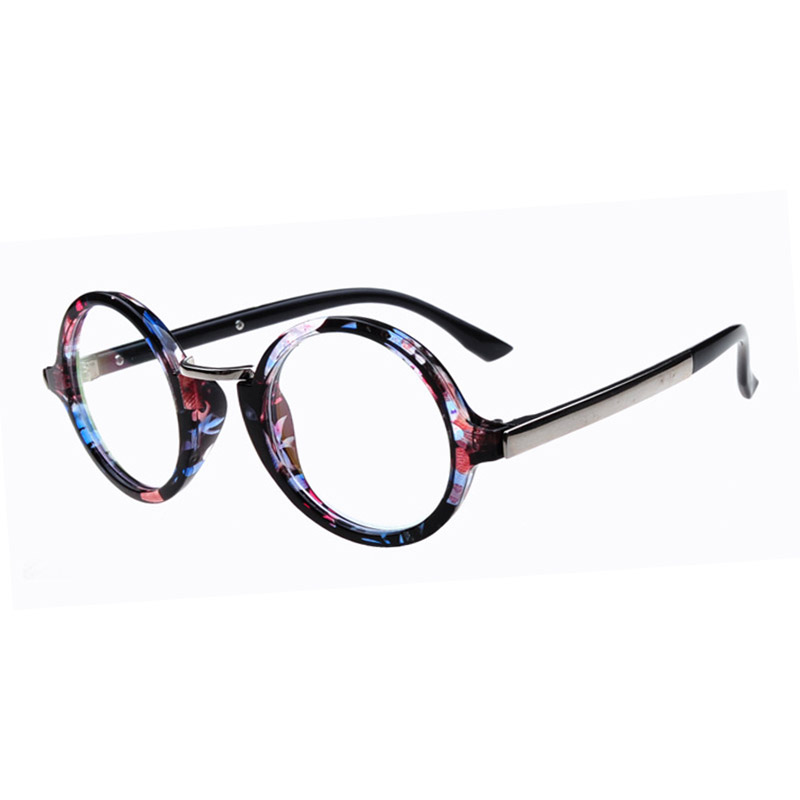 Fashion round reading spectacles cute fashion trend goggle Glasses high quality oculos de sol feminino and men glasses(China (Mainland))