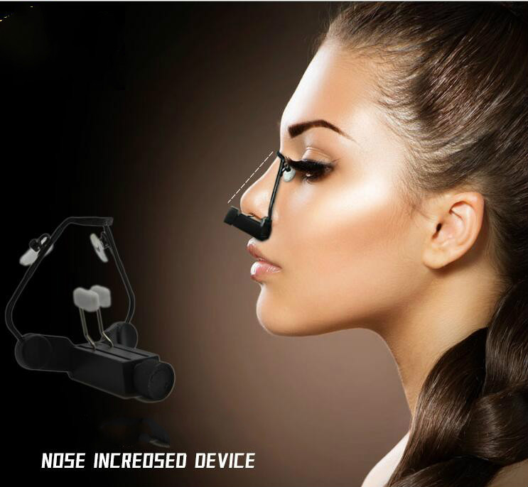 High Quality Nose Up Shaping Shaper Lifting Bridge Straightening Beauty Nose Clip Nose Shaper(China (Mainland))