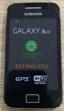 Débloqué S5830i Samsung Galaxy Ace S5830 Smartphone 3G Wifi GPS 5MP Caméra téléphone Portable Livraison Gratuite(China)