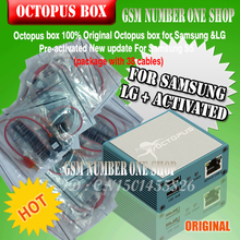 2016 The Latest 100% Original Octopus box for Samsung &LG Pre-activated New update For Samsung S5 (package with 38 cables)(China (Mainland))