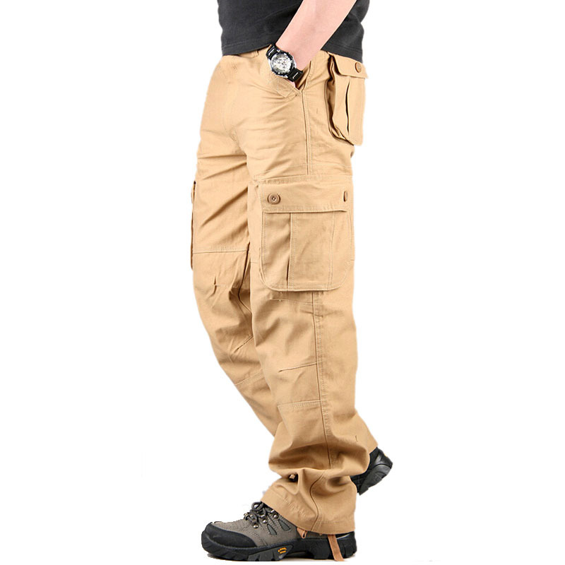 Compare Prices on Long Cargo Pants for Men- Online Shopping/Buy ...