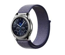 22 мм 20 мм нейлон ремешок для samsung Шестерни S3 s2 Спорт Frontier классические часы Band huami amazfit bip на galaxy Watch 42 мм 46 мм(China)