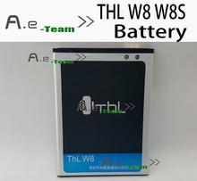 Thl W8 батарея новое оригинальный 2000 мАч замены литий-ионная аккумуляторная батарея для THL W8 W8s W8 + W8 за смартфон бесплатная доставка