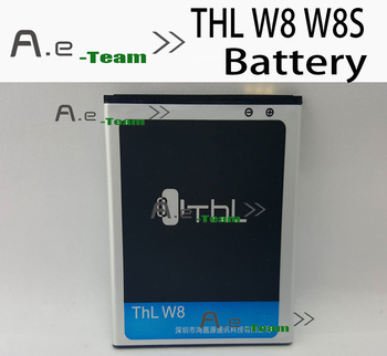 THL W8 Battery Brand New Original 2000mAh Li-ion Battery Replacement for THL W8 W8s W8+ W8 Beyond Smart Phone Free Shipping