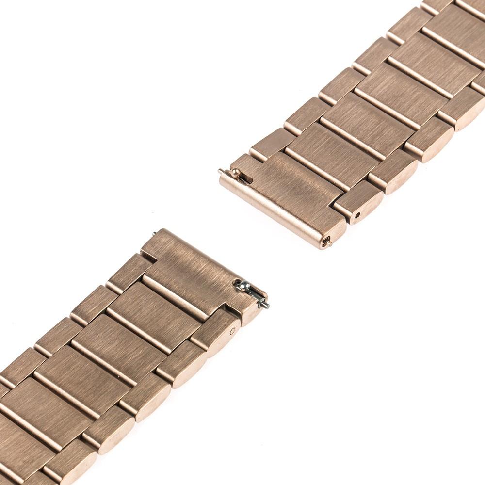 20mm Stainless Steel Smart Watch Band Buckle Strap for Motorola Moto 360 2 2nd Gen 42mm 2015 Samsung Gear S2 Classic R732 & R735
