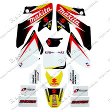 3M graphics kit decals sticker honda MOTO dirt pit bike PARTS XR CRF50 NEW - Racing store