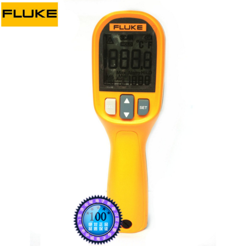 2016 new come 100% Original FLUKE MT4MAX Infrared IR Thermometer MT4MAX Temperature Gauge Meter -30~400 oC(China (Mainland))