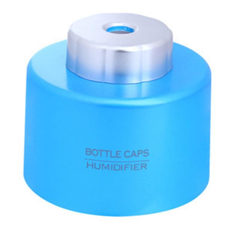 USB Gadgets Water Bottle Cups Humidifier Mist Maker 5V 2W ABS Humidifier Mist Maker for Car & Home & Office
