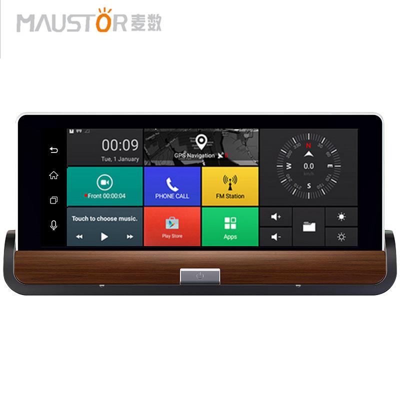 NEWS 3G&Wifi GPS Navigation Bluetooth Android 5.0 Car Dvr Camera with Dual lens FHD 1080P Rear View Camera Night Vision Dash Cam(China (Mainland))