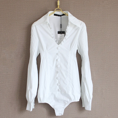 how to wear white shirt for work