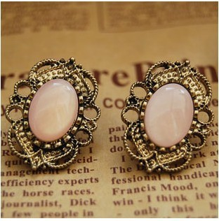 es022  Hot New 2014 Fashion Western Luxurious Stars vintage earring Wholesale