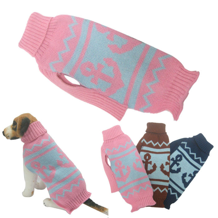 pet clothes for small dogs clothes cheap winter christmas sweater dog jaket winter warm ropa para perros(China (Mainland))
