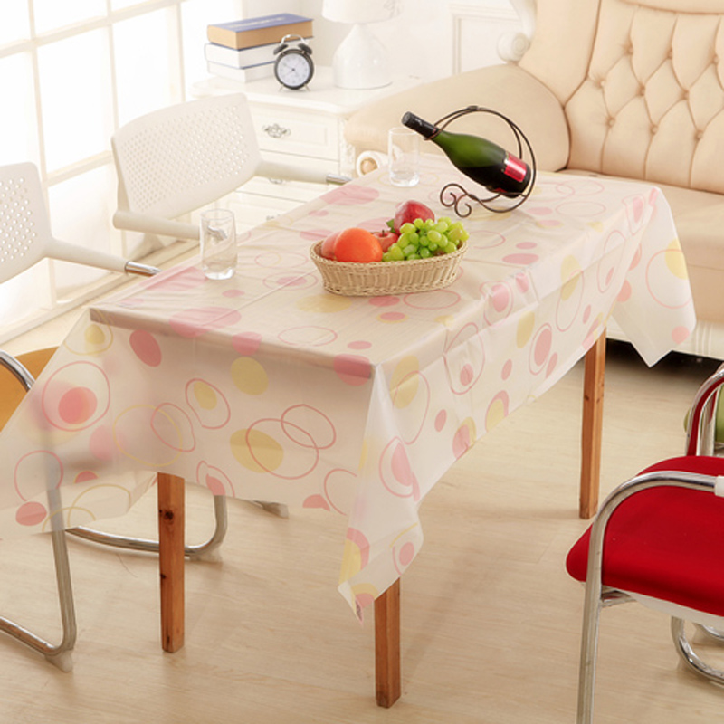 plastic cover for dining table promotion shop for