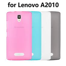 Buy Lenovo A2010 Case UltraThin Soft TPU Case fundas Lenovo A2010-a A2010 coque phone cases Silicone Protective Back Cover for $1.49 in AliExpress store